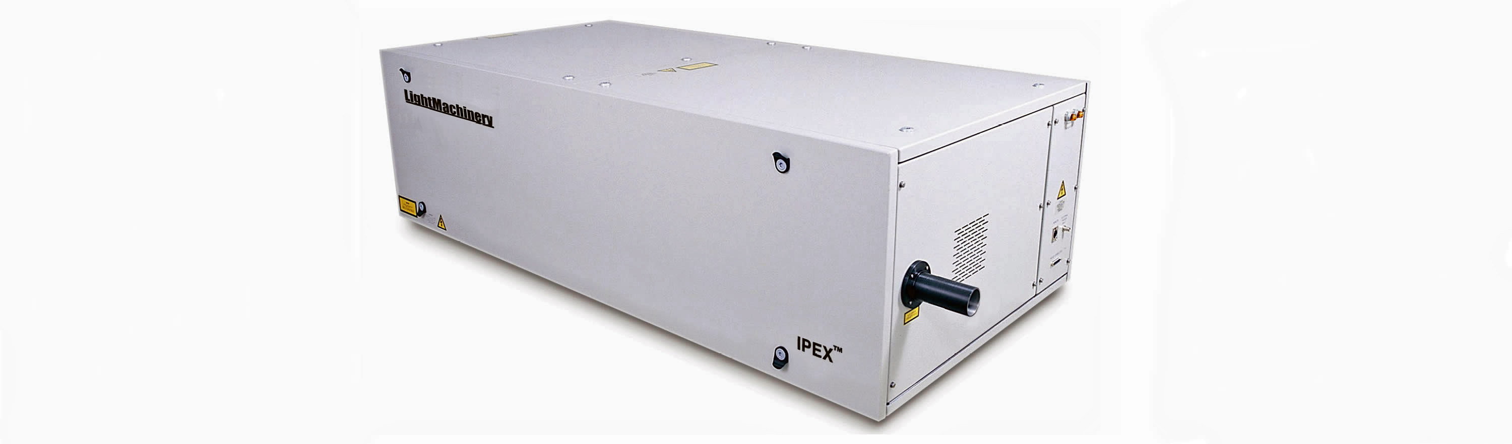 MACE possesses an IPEX 3000 series CO2 laser by LightMachinery Inc. Image via LightMachinery.