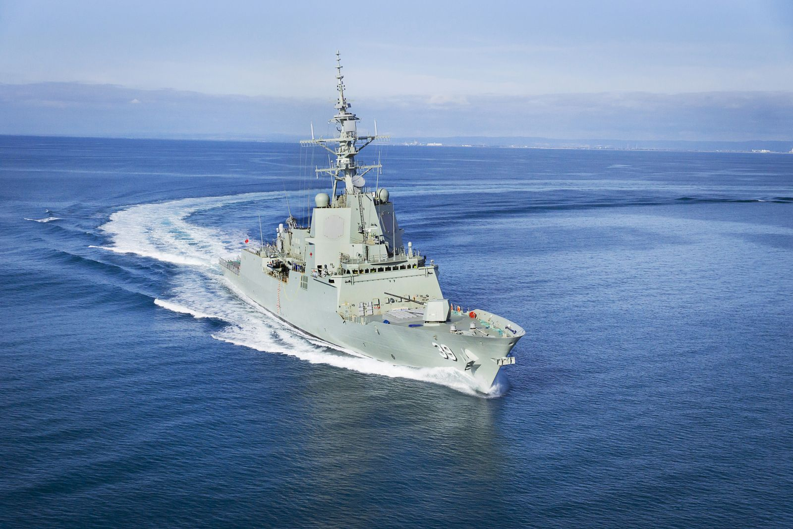 Navantia and Ministry of Defense to construct warships using additive manufacturing