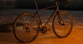 A bicycle from Quirk Cycles. Image via Quirk Cycles.