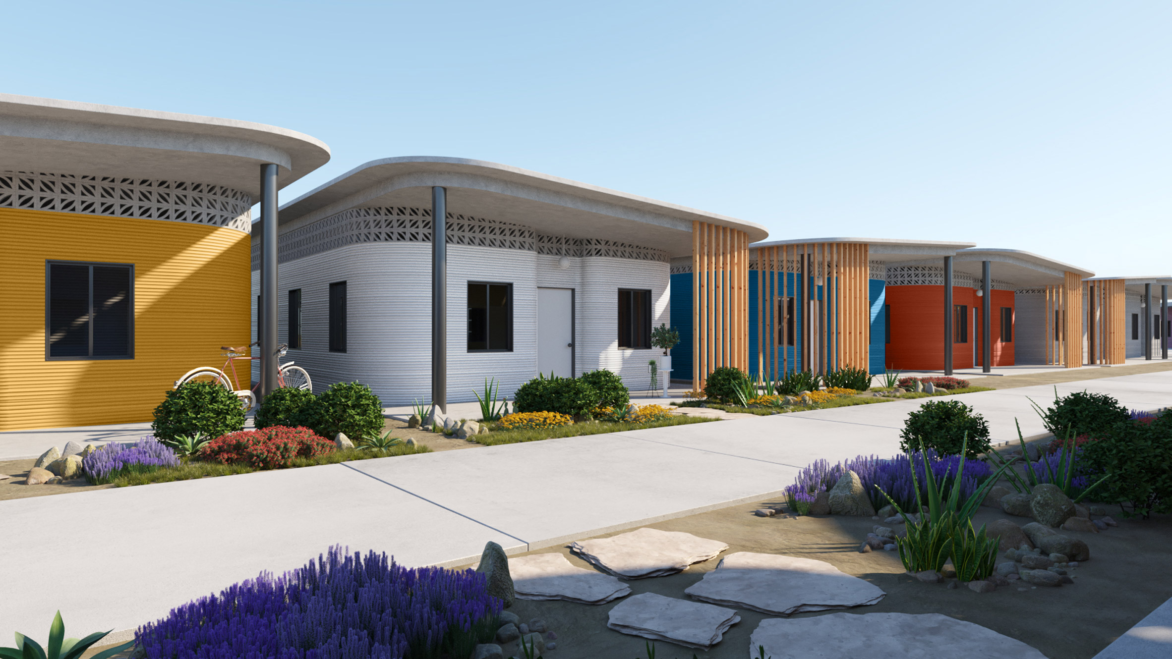 3D printing to provide housing for low-income community in Latin