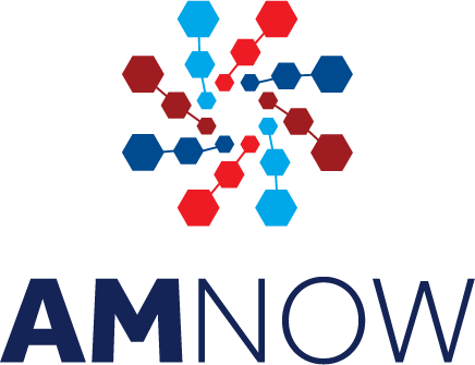 The AMNOW logo. Image via NCDMM