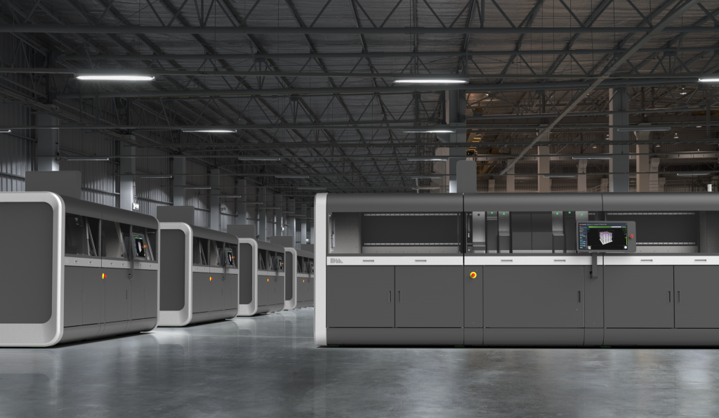 Desktop Metal Production System. Image via Desktop Metal.