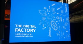 Inside the Digital Factory Conference. Photo by Tia Vialva.