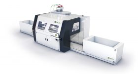 The ExOne S-Max additive manufacturing system. Image via ExOne