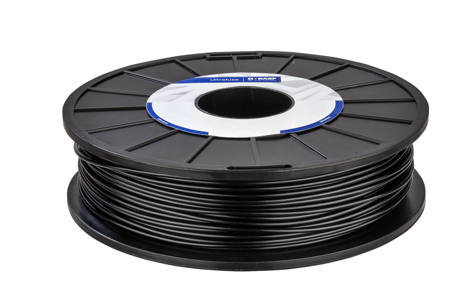 Reel of Ultrafuse Z PCTG filament. Photo via Innofil3D