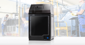 The Zortrax M300 Plus 3D printer. Image via Zortrax