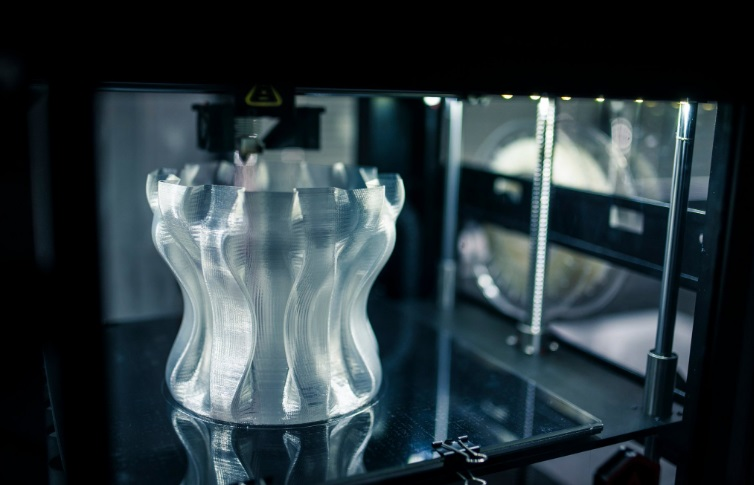 Additive manufacturing at AMCOE. Photo via ASTM International/AMCoE.