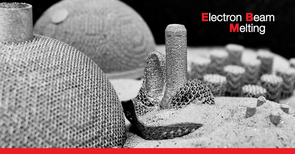 LimaCorporate Trabecular Titanium implants 3D printed using EBM technology. Image via LimaCorporate