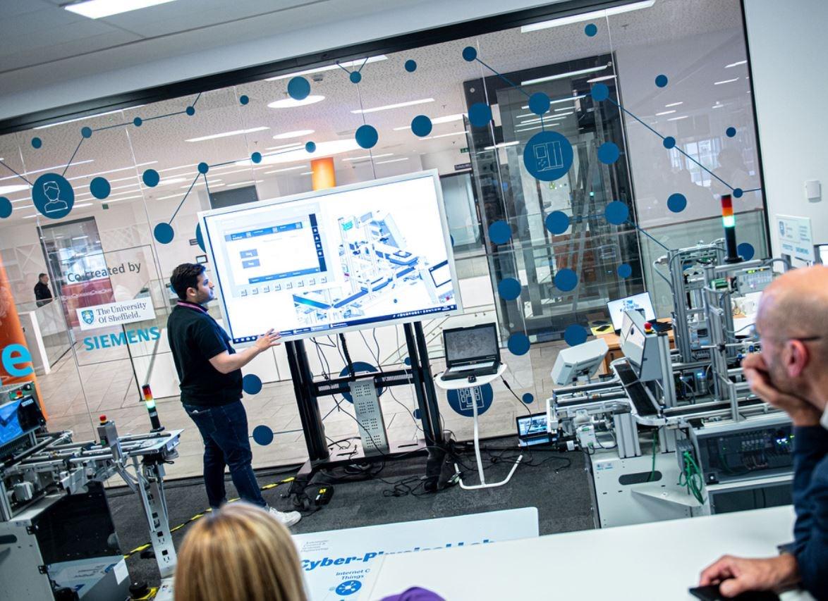 Siemens partners with UK universities to launch Industry 4 0