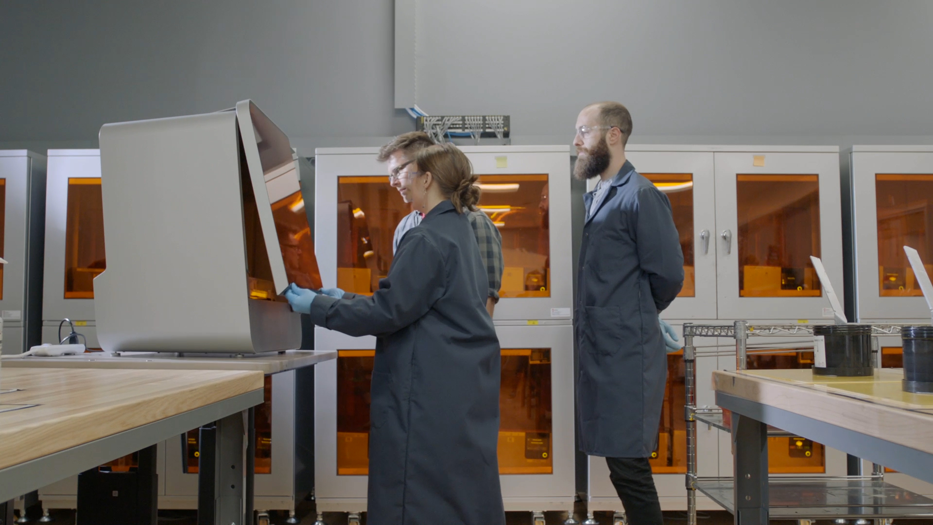 How Universal Robots powers 24/7 3D printing for production