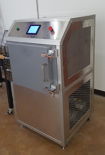 Microwave Densification Furnace by Metallum3D. Image via Metallum3D.