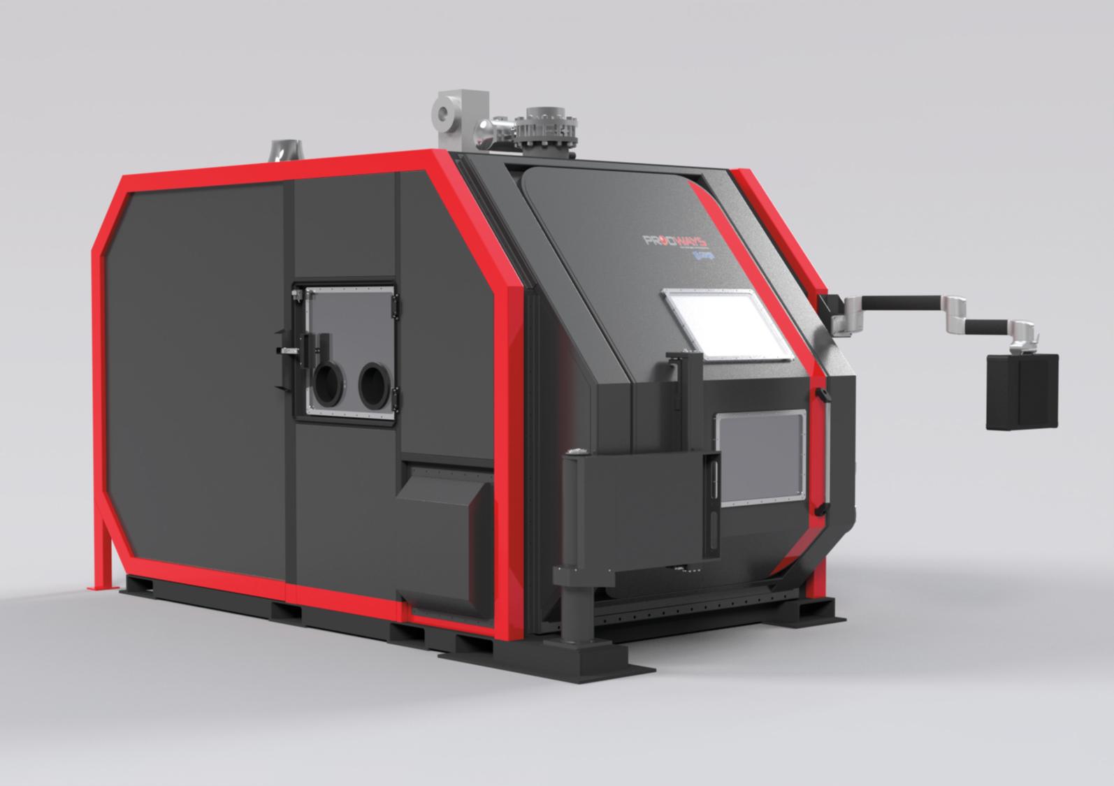 Prodways RAF metal 3D printer. Image via Prodways.