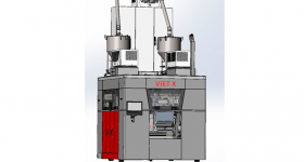 Diagram of the VJET X system. Image via Voxeljet