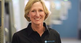 Vicki Holt, President and CEO of Protolabs. Photo via Protolabs.