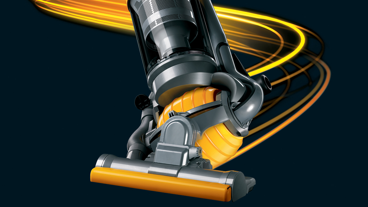 A Dyson product designed in Siemens NX. Image via Siemens.