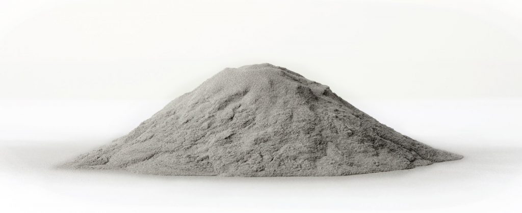 Metal powder. Photo via TÜV SÜD.