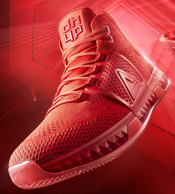 Dwight Howard running shoes from Peak, a partner of Z-Sharp 3D TechnologDwight Howard running shoes from Peak, a partner of Z-Sharp 3D Technology. Image via Peak.y. Image via Peak.
