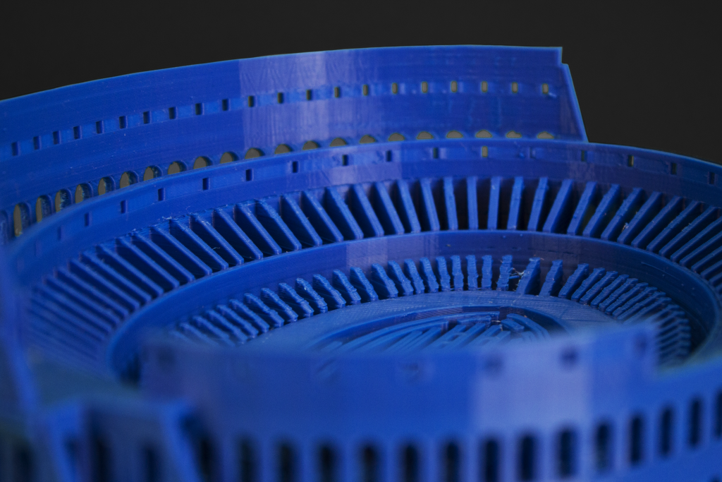 The PVA supported Colosseum model.