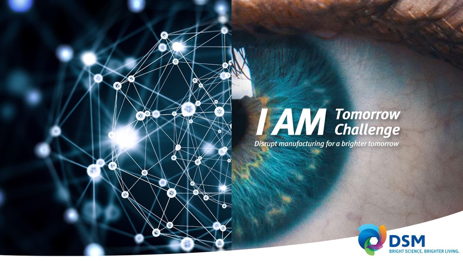 I AM Tomorrow Challenge from DSM. Image via DSM.