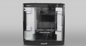The 3DWOX 2X 3D printer.