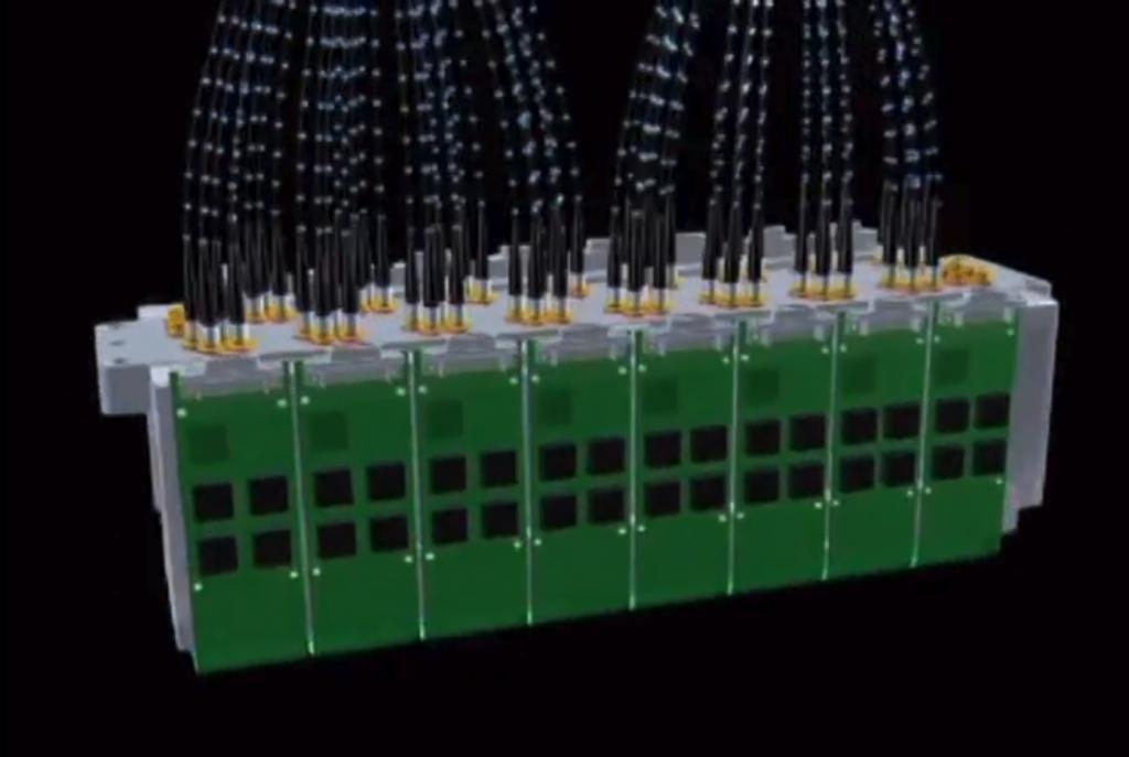 Graphic demonstrating the laser technology in Huntsman's Digitalis manufacturing platform circa 2009. Image via Huntsman