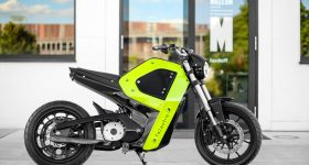 Falectra's electric motorbike. Image via Zortrax.