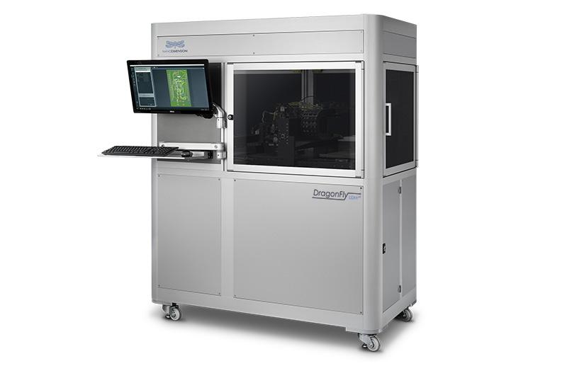 The DragonFly LDM 3D printer. Photo via Nano Dimension