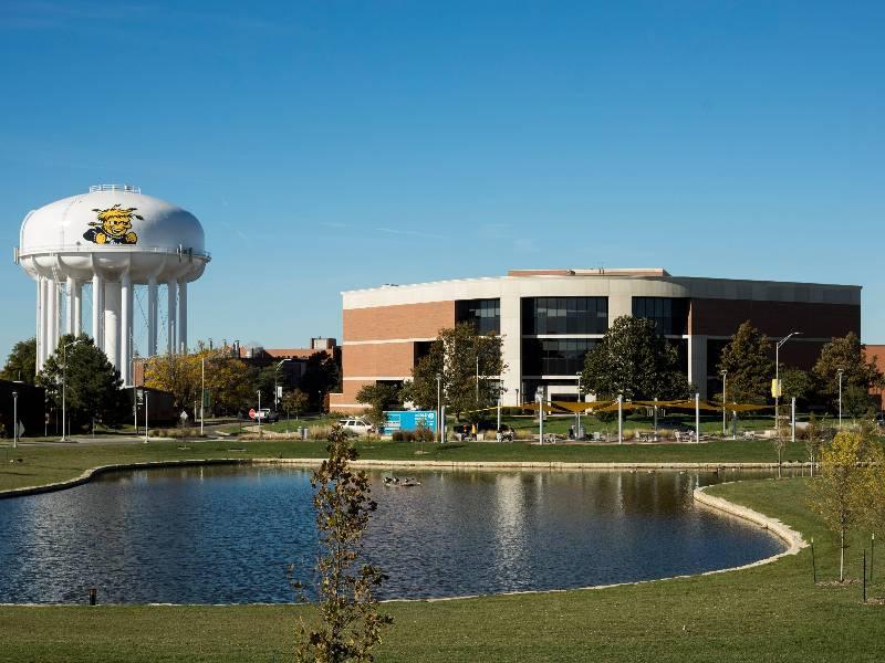 Wichita State's National Institute for Aviation Research. Photo via WSU.