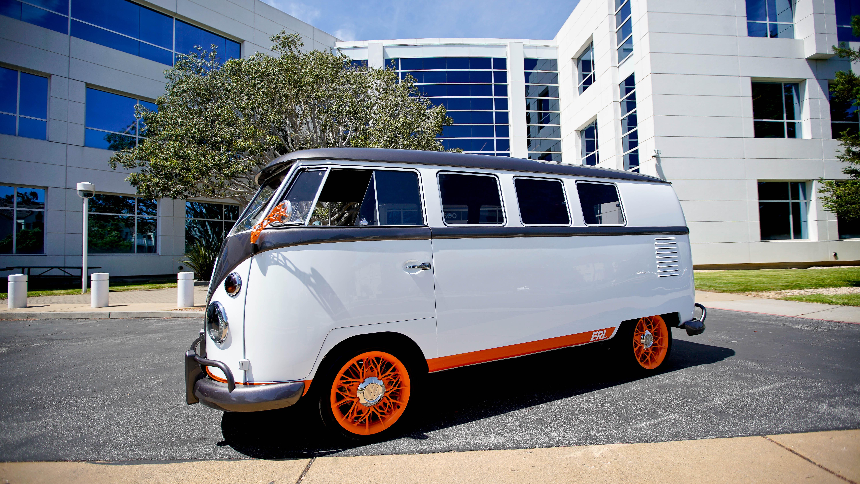 The Type 20 concept car. Photo via Volkswagen.