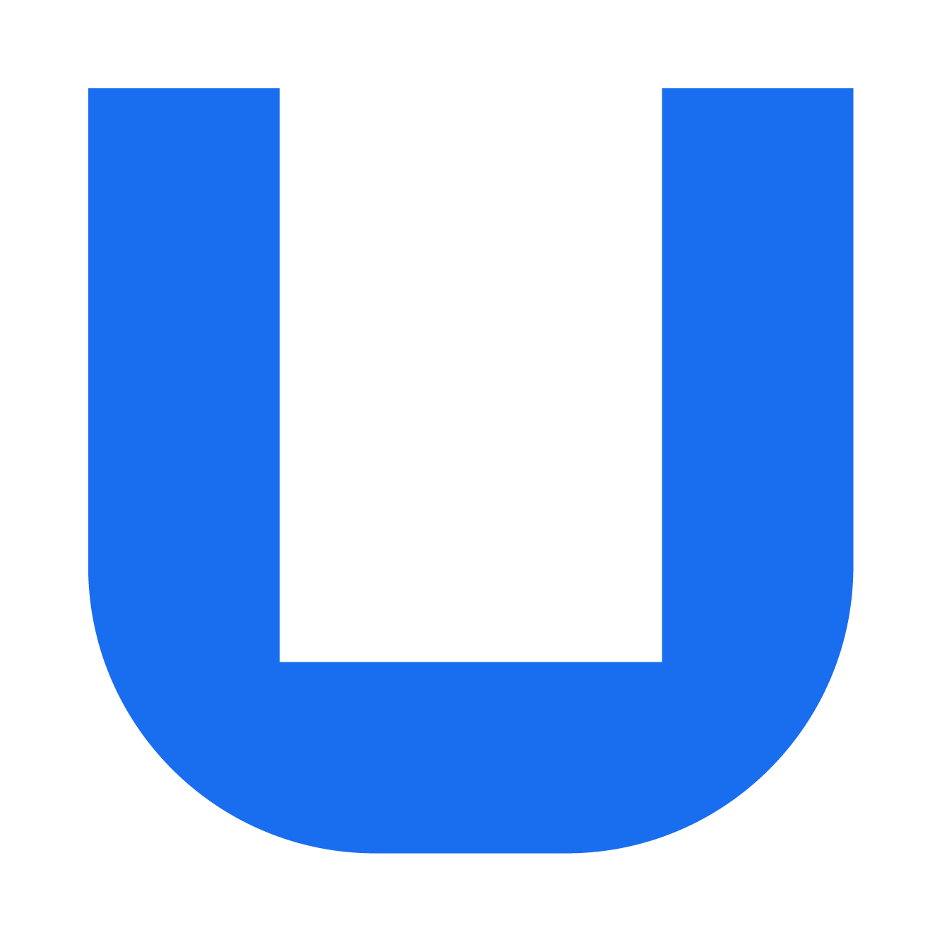 The new stand alone Ultimaker logo. Image via Ultimaker.