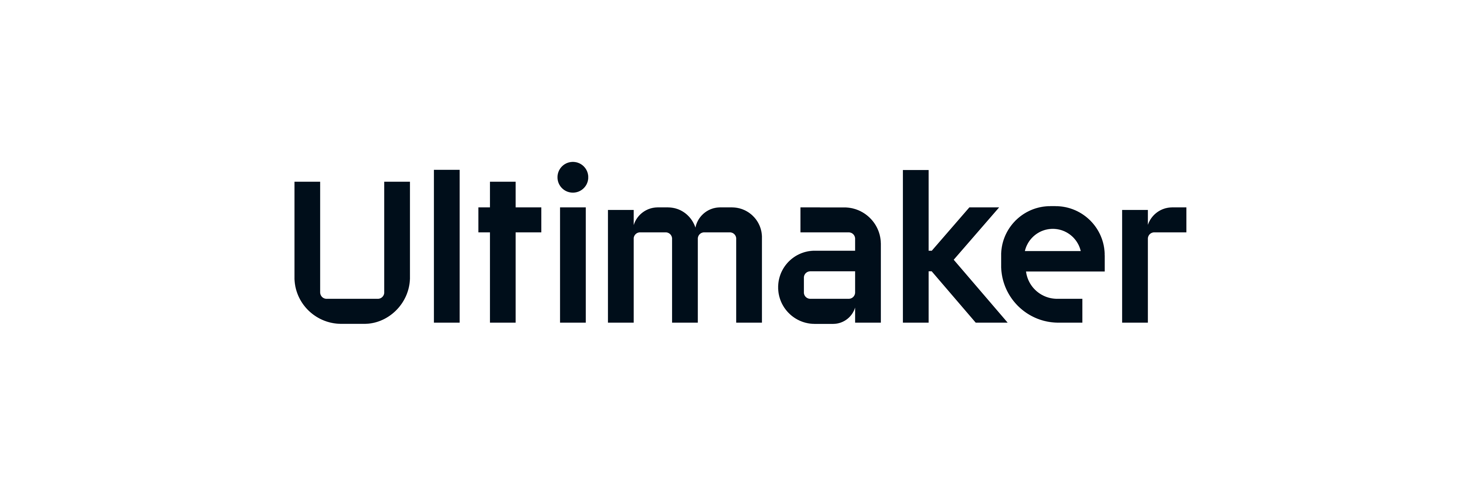The new Ultimaker logo. Image via Ultimaker.