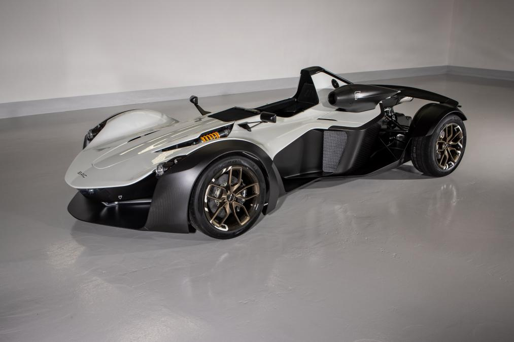 The Mono R supercar. Photo via BAC.
