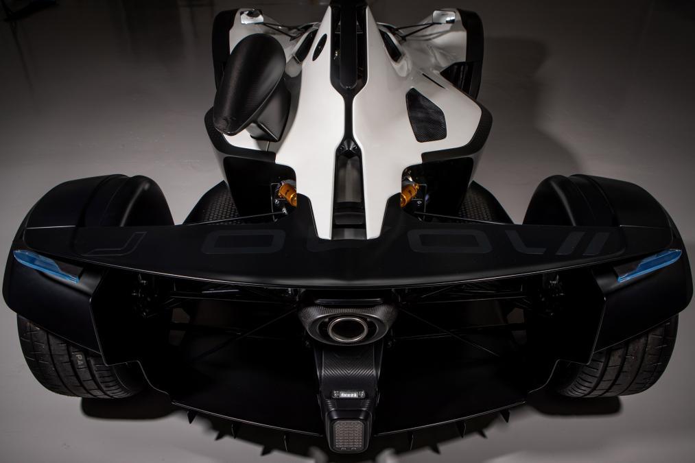 The Mono R supercar. Photo via BAC.