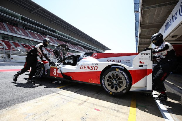 TMG and 3D Systems will first appear together at the FIA World Endurance Championship, August 30-September 1 at Silverstone, UK. Photo via TMG.