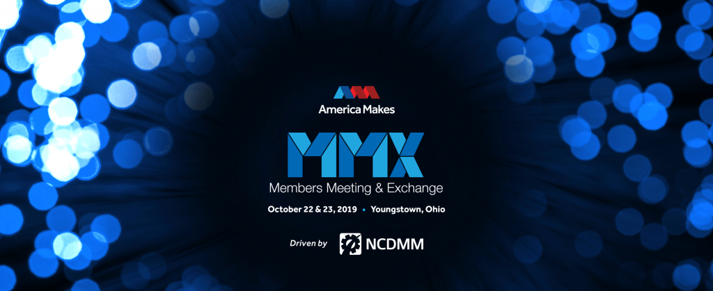 The DfAM for managers and executives course follows America Makes' annual Members Meeting and Exchange (MMX). Image via America Makes