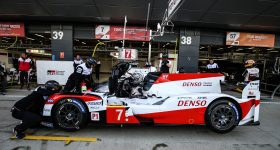 World Endurance Championship. Photo via TOYOTA GAZOO Racing.