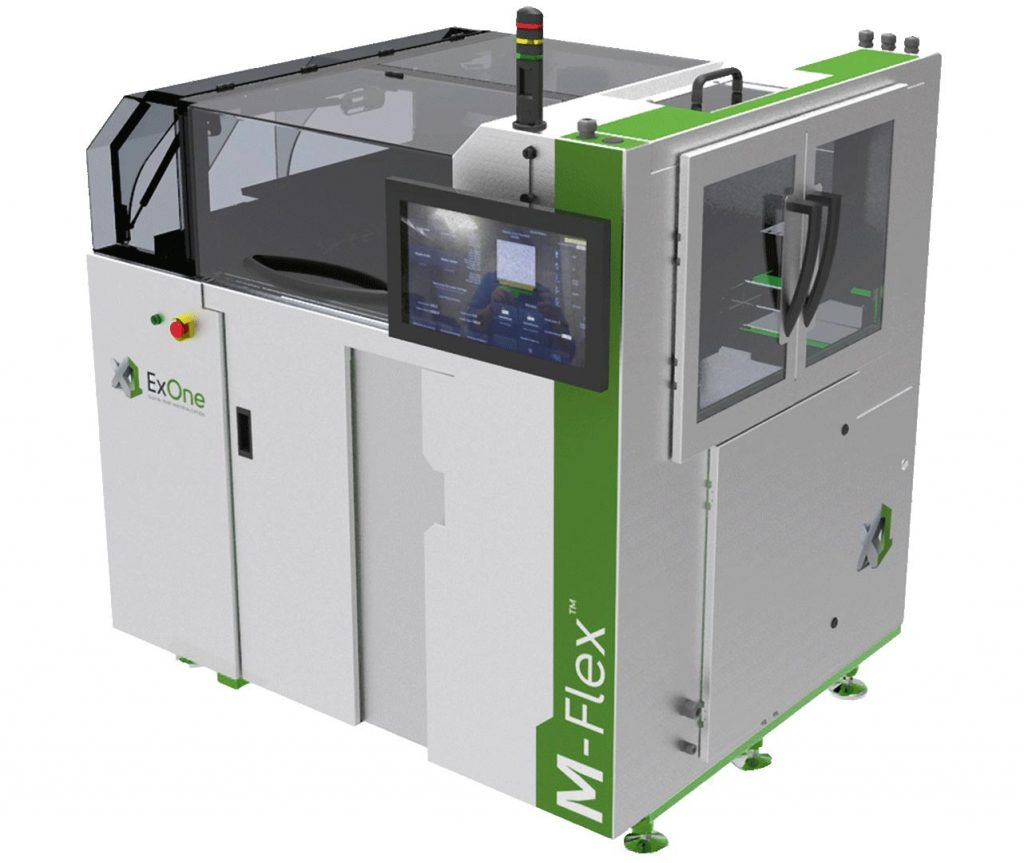 The M-Flex metal 3D printer from ExOne. Image via ExOne