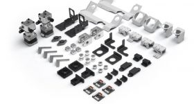 Components of the Sigma and Sigmax R19 3D printers. Image via BCN3D