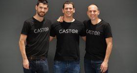 The Castor Technologies team. Photo via Evonik