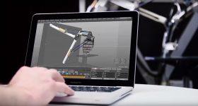 Castor's 3D printing analysis software. Image via Castor Technologies