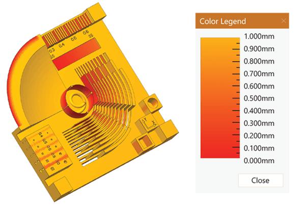 A 3D model within the VoxelDance platform. Image via VoxelDance.