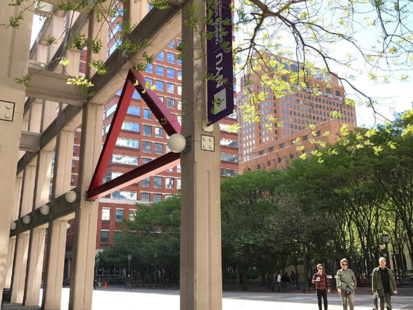NYU Tandon campus. Photo via NYU Tandon.