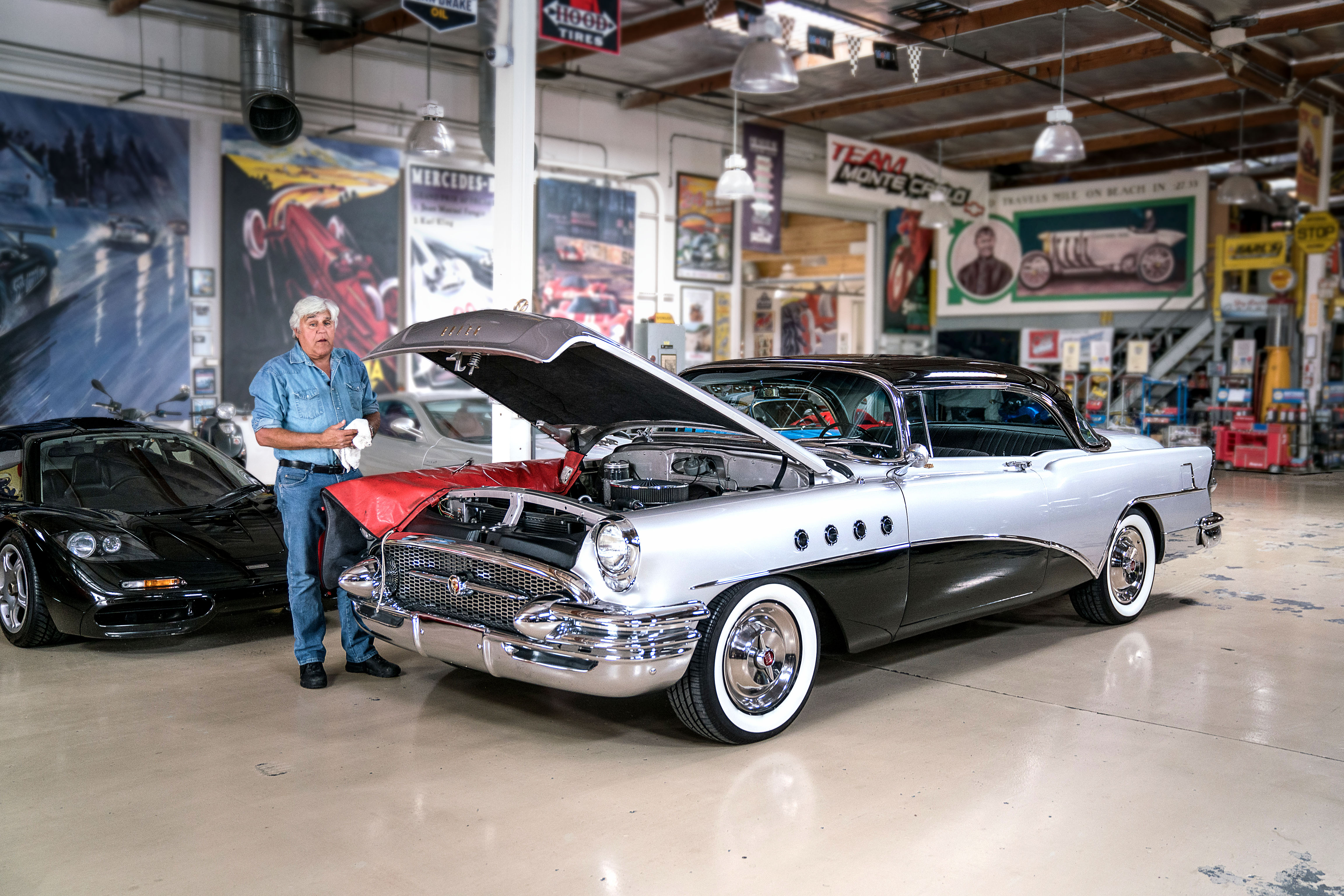 Jay Leno partners with Stratasys to 3D print custom parts for classic vehicle and supercar collection - 3D Printing Industry