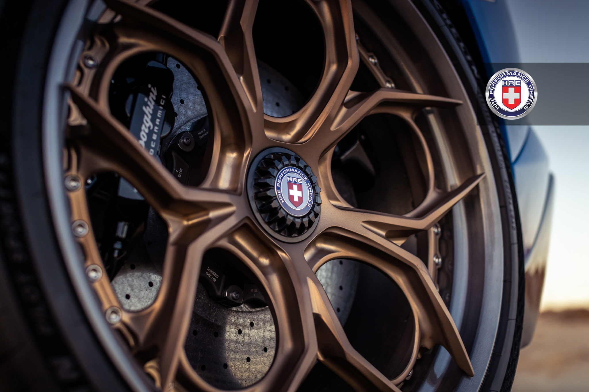 A S1SC wheel. Photo via HRE Wheels.