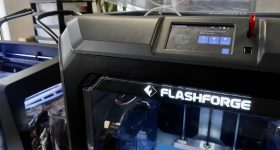 The Flashforge Creator 3. Photo by 3D Printing Industry