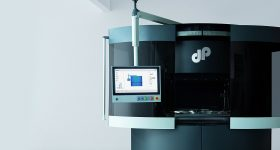The dp polar AMpolar i2 industrial 3D printer. Photo via dp polar.