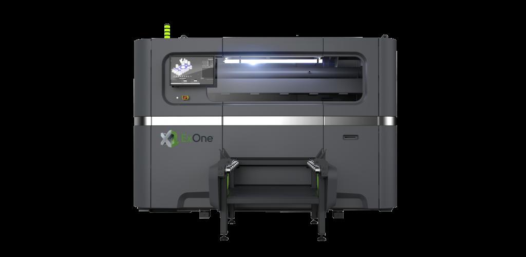The X1 160PRO metal 3D printer. Image via ExOne