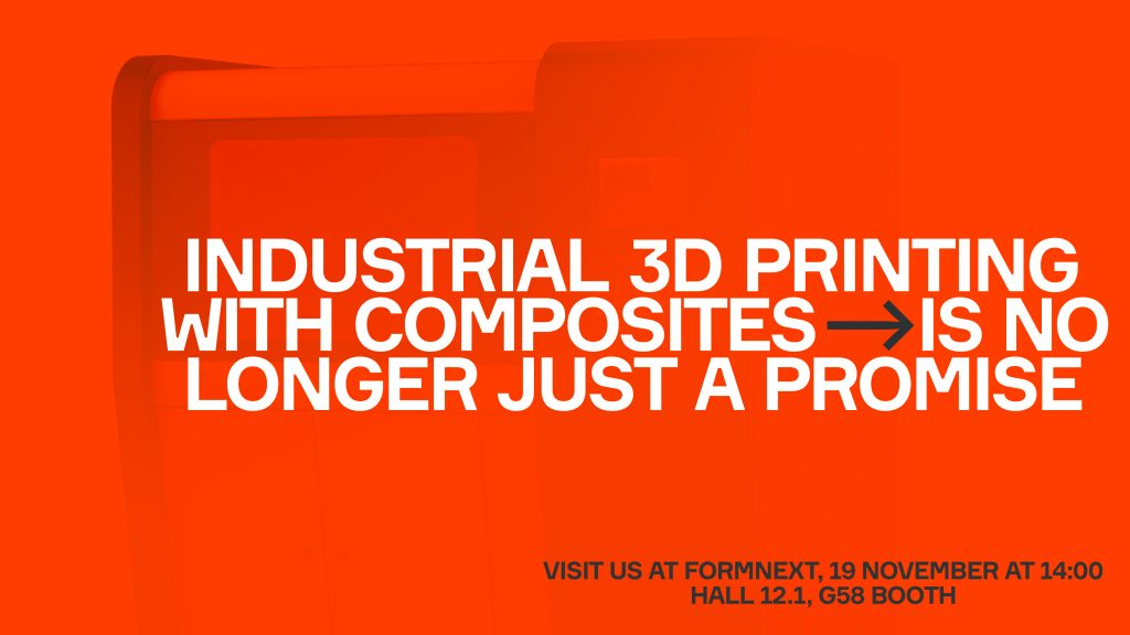 Visit Anisoprint at Formnext 2019, hall 12.1 booth G58. Image via Anisoprint