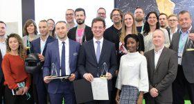 The 2019 purmundus challenge winners. Photo via purmundus challenge.