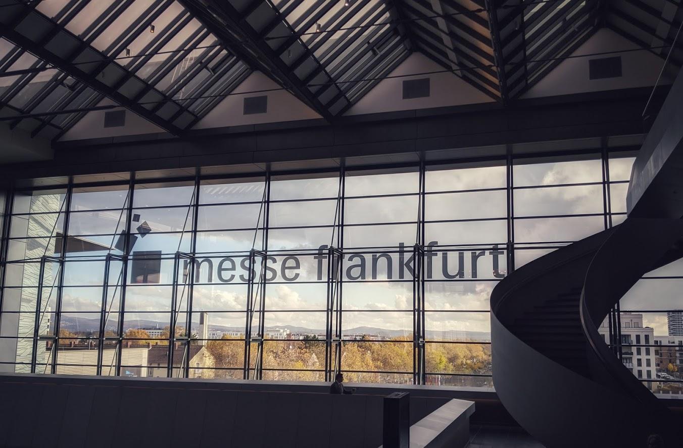 Formnext 2019 at Messe Frankfurt. Photo by Michael Petch.